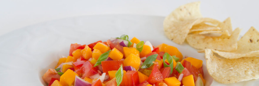 Palani's Papaya Salsa recipe