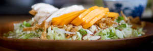 Papaya Chicken Salad Recipe